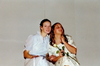 Viel Lärm um nichts 2001: Junges Theater Beber