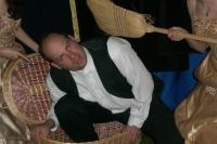 Junges Theater Beber 2007, Die lustigen Weiber von Windsor: Fotoshooting