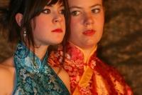 Turandot, Prinzessin von China: Premiere, Junges Theater Beber 2008. Foto: Christoph Huppert