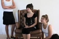 Turandot 2008: Fotoshooting für das Titelmotiv, Junges Theater Beber