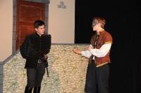 Viel Lärm um nichts 2014, Generalprobe. Foto: Stefan Zawilla, Junges Theater Beber
