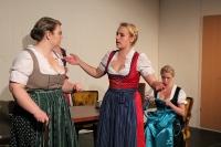 Die deutschen Kleinstädter 2015, Generalprobe. Foto: Stefan Zawilla, Junges Theater Beber.