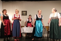 Die deutschen Kleinstädter 2015, Premiere in Beber. Foto: Stefan Zawilla, Junges Theater Beber.