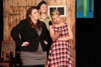 Hin und Her 2017, Premiere in Beber. Foto: Stefan Zawilla, Junges Theater Beber