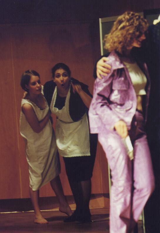 Der eingebildete Kranke 2000: Junges Theater Beber