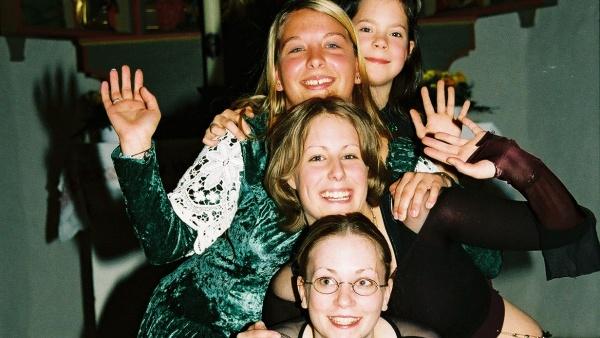 Ein Sommernachtstraum 2002: Die Mädelspyramide
