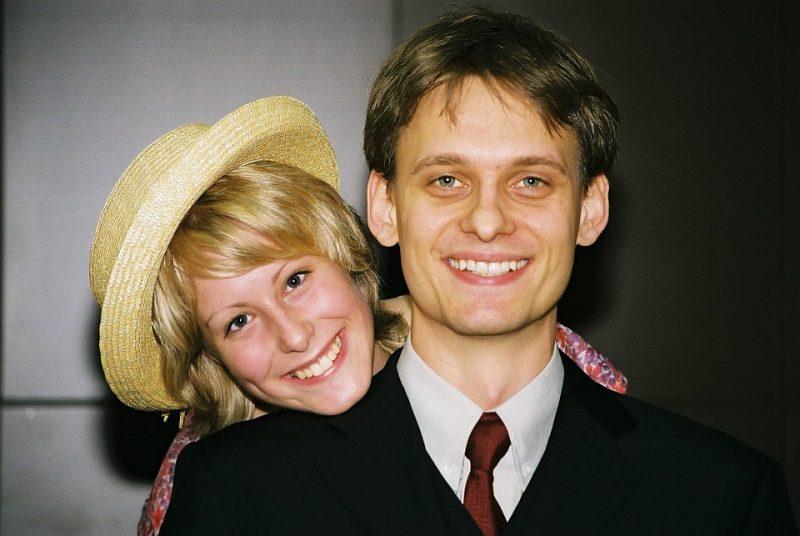 Eliza und Higgins: Pygmalion! (Junges Theater Beber 2003)