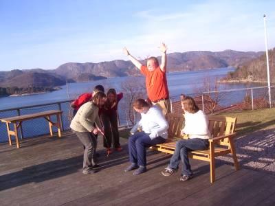 Junges Theater Beber 2005: Norwegen Maschine 1