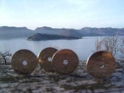 Junges Theater Beber, Theaterfreizeit 2005: Münzen vor einem Fjord