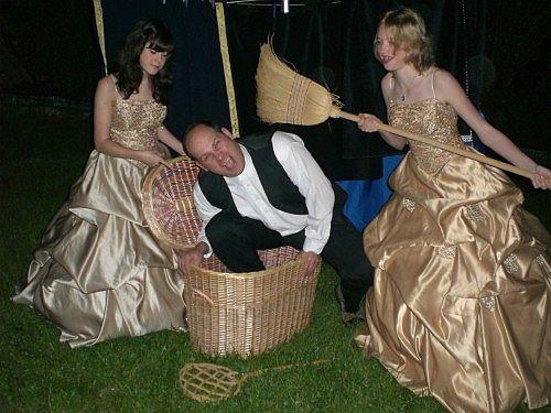 Junges Theater Beber 2006, Die lustigen Weiber von Windsor: Titelmotiv