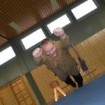 Junges Theater Beber, Turandot 2008: Sven fliegt