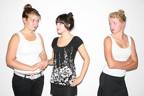 Junges Theater Beber 2008: Turandot und ihre Vertrauten