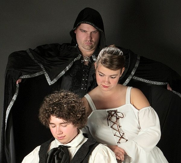 Lysander Titelmotiv (Junges Theater Beber)