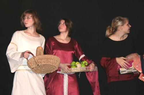 Lysander: Die drei Marktweiber