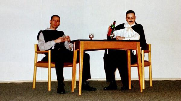 Borachio und Don Juan (Viel Lärm um nichts, 2001)