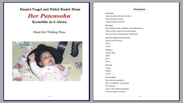 Der Patensohn - Seite 1 und 2