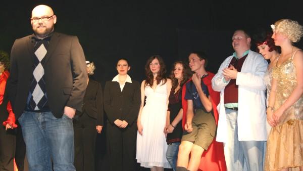 Daniel Nagel und das Junge Theater Beber