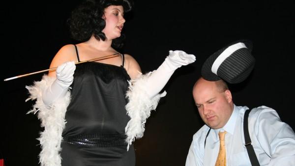 Der Patensohn: Madame Sugar und O'Harrigan