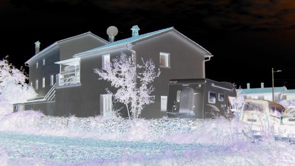 Unser Haus in Kroatien - dunkel