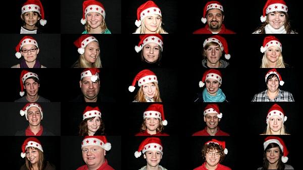 Der Didel-Dadel-Dum Adventskalender 2010: alle Türchen