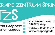 Therapiezentrum Springe ermöglicht Plakat-Aktion in Hameln