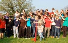 Gruppenleiterkurs mit der evangelischen Jugend