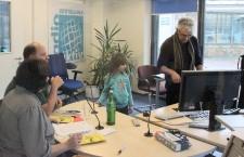 Didel-Dadel-Dum bei radio aktiv in Hameln