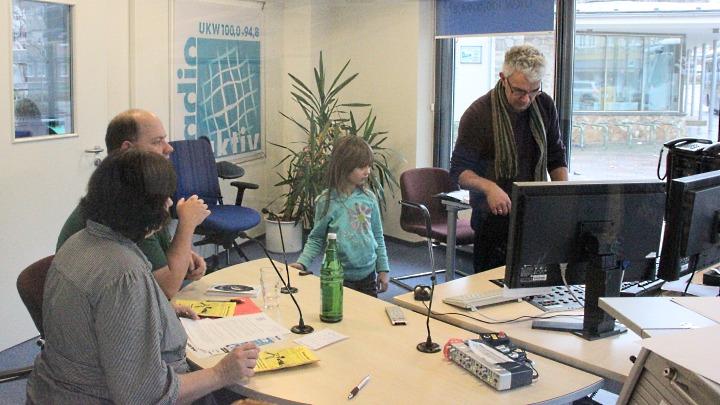Didel-Dadel-Dum bei radio-aktiv: Interview Neujahr 2012