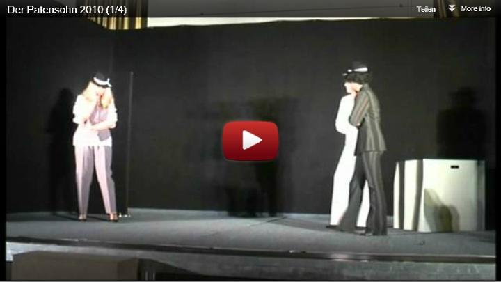 Der Patensohn 2010: Video 1 von 4, Startbild (Junges Theater Beber)