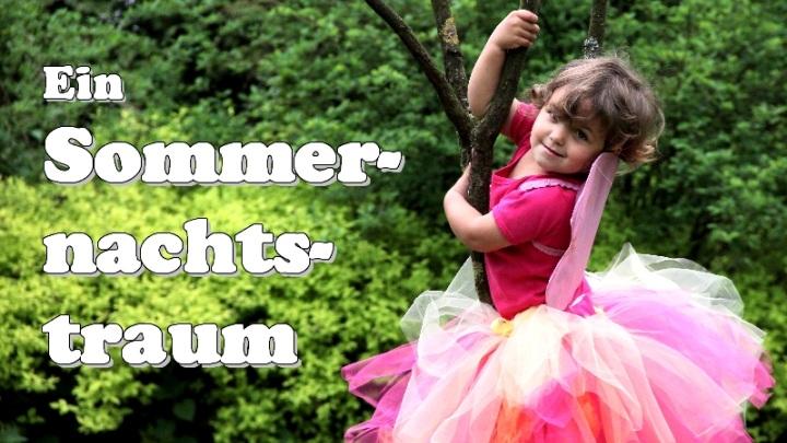Junges Theater Beber: Titelmotiv Sommernachtstraum 2012