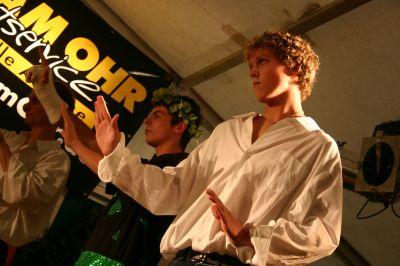 Junges Theater Beber 2005: Oberon und Hüon
