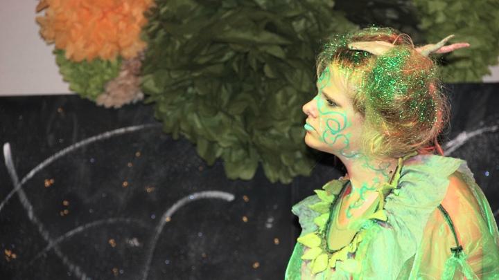 Ein Sommernachtstraum 2012: Puck (Junges Theater Beber)
