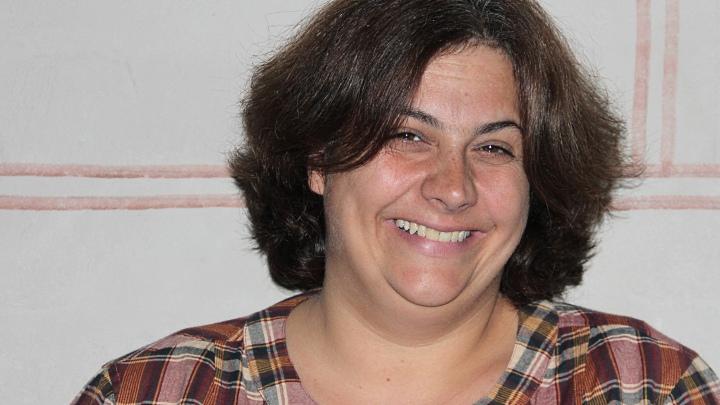 Peggy Zawilla, Regisseurin von Rosa (Junges Theater Beber)