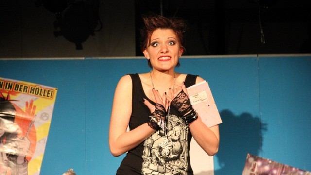 Rosa Helfers 2013: Hauptrolle Kim (Junges Theater Beber)
