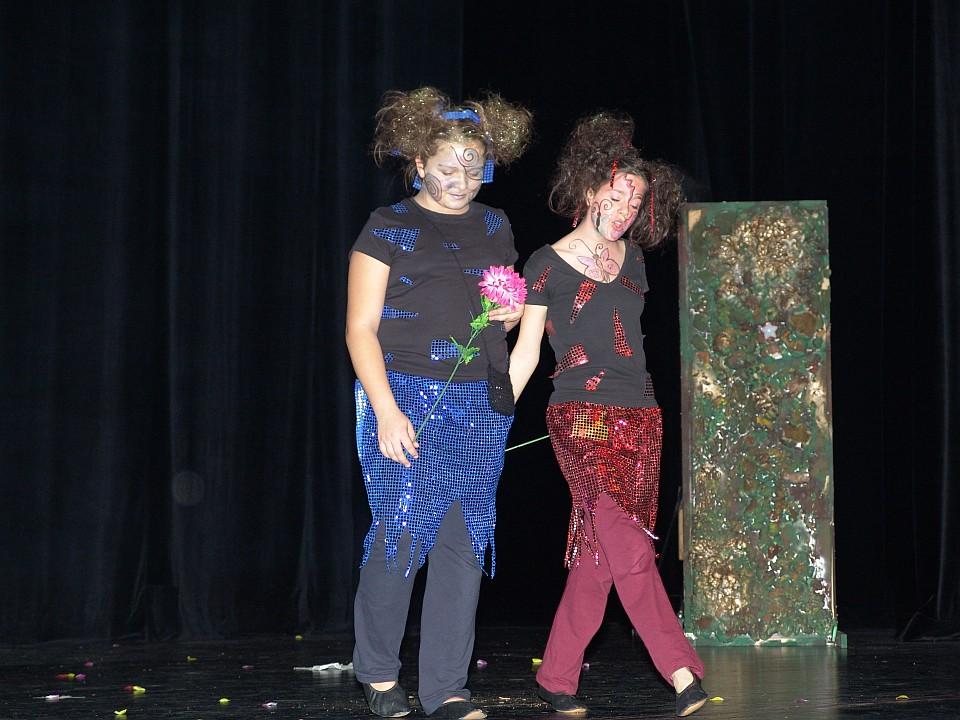 Oberon - Ein Sommernachtstraum² im Theater Hameln, Junges Theater Beber 2005