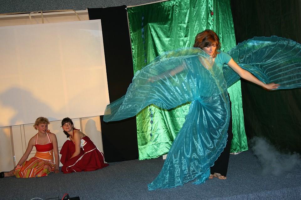 Die lustigen Weiber von Windsor: Feen und Waldszenen. Junges Theater Beber 2007
