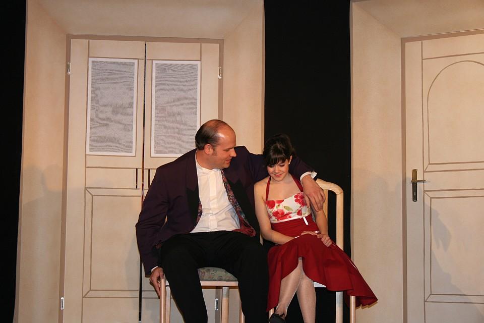 Die lustigen Weiber von Windsor: Falstaff. Junges Theater Beber 2007