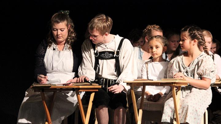 ROSA Premiere: Schulszene (Junges Theater Beber)