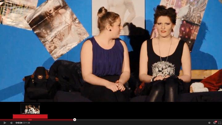 ROSA Premiere komplett auf YouTube