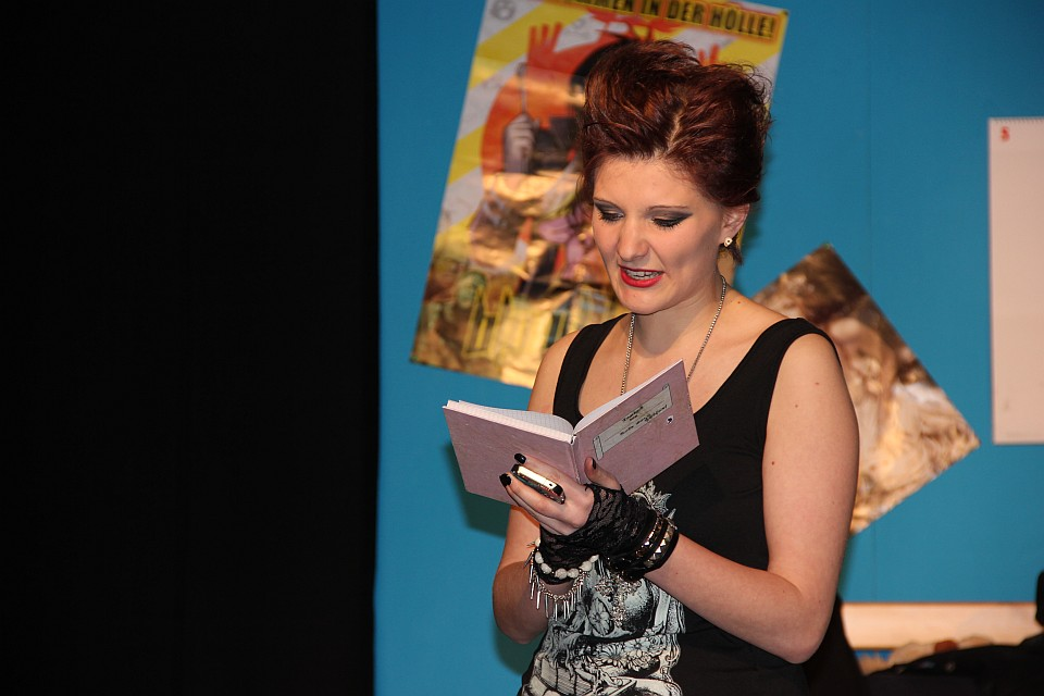 Rosa Helfers 2014: Hauptrolle Kim (Junges Theater Beber)