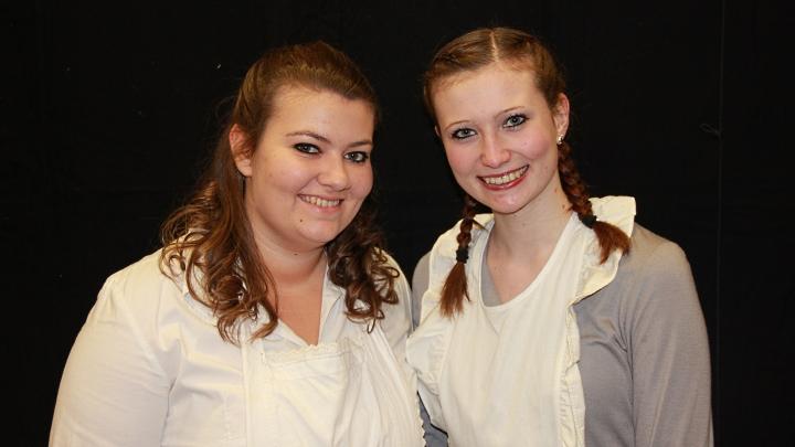 Rosa 2013: Ehrenmitglieder bei Didel-Dadel-Dum (Junges Theater Beber)