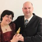 Drei Goldene Vögel beim Papageno Award