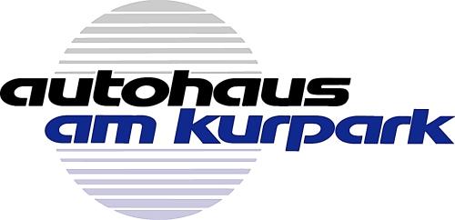 Sponsorenanzeige: Autohaus am Kurpark - Logo