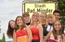 Die deutschen Kleinstädter: Titelmotiv (Junges Theater Beber 2015)
