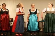 """Premiere """"Die Deutschen Kleinstädter"""" in Beber"""