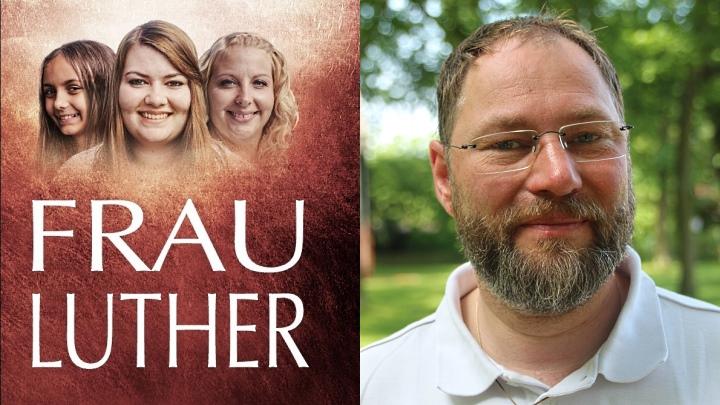 Frau Luther Cover und Christian Priesmeier