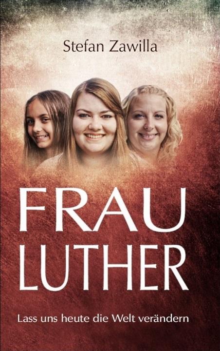 Frau Luther Buch Titelseite